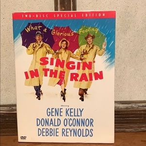 Singin' In The Rain Gene Kelly 2 Disc Special